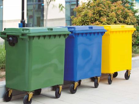 ¡Descubre la importancia de los contenedores de basura!