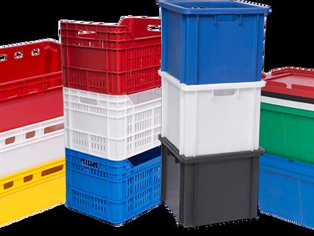 ¡Cajas de plástico! Existe una para cada necesidad...