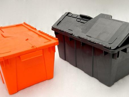 ¡Descubre las ventajas de adquirir cajas de plástico con tapa!