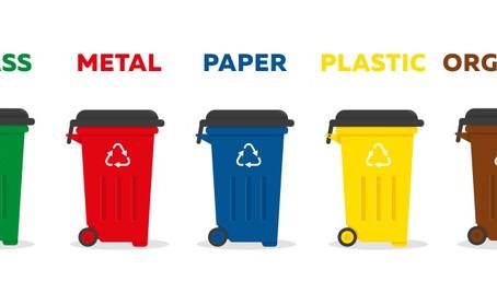 Descubre por que son mejores los contenedores de basura de plástico que los metálicos...