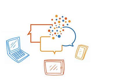 Online linguistic animation