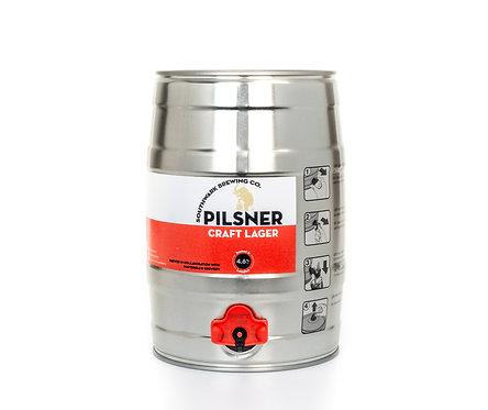 Pilsner 5lt Mini Keg