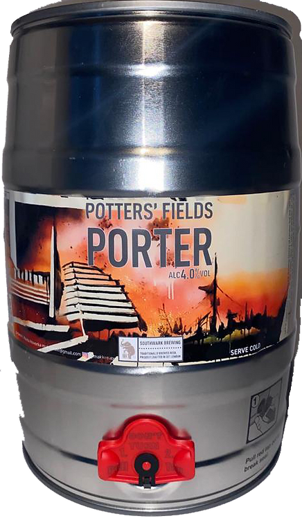 Potters' Fileds Porter