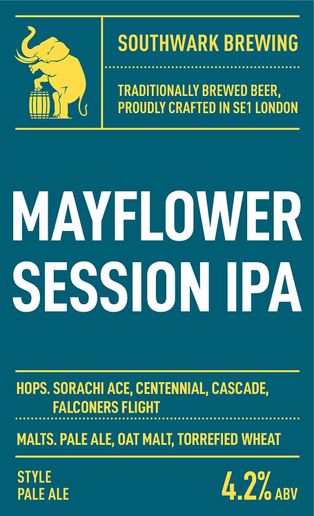Mayflower Session IPA