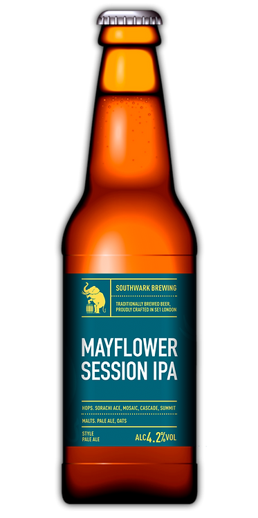 Mayflower Session IPA