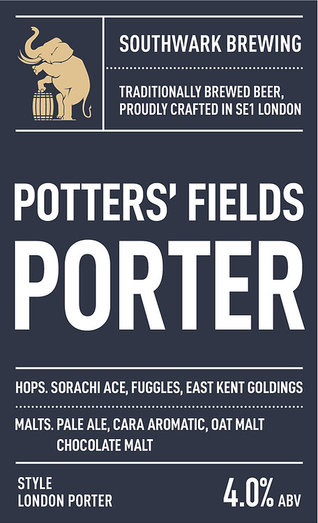 Potters' Fields Porter