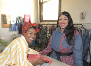 How a Philly Entrepreneur is Using Fashion to Help Formerly Incarcerated Women Get Back On Their Fee