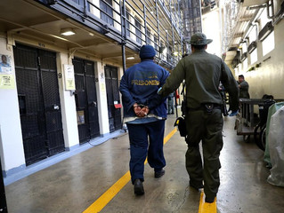 New Study Shows People in Prison Are 550% More Likely To Get Covid-19, 300% More Likely To Die