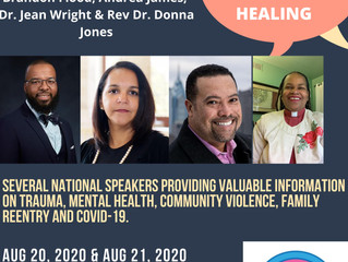 Mothers in Charge Hosting Virtual Conference: Comprehensive Community Healing