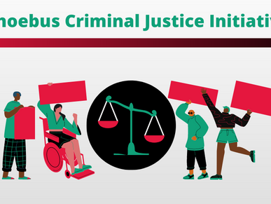 Phoebus Criminal Justice Initiative Offers Funding Opportunities (12/1)