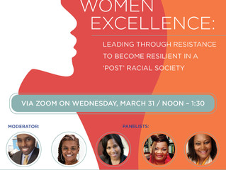 Webinar: Institute for Community Justice Hosting Black Women Excellence Panel Discussion