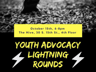 Youth Advocacy Lightning Rounds