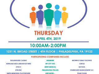 Philadelphia OIC Entry Level Job Fair