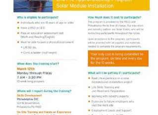 PECO Smart Energy Project