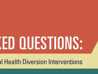 A Look into Court-Based Behavioral Health Diversion Interventions