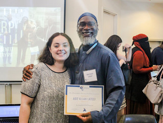 Reentry Think-Tank Fellow, Abd'Allah Lateef, featured on Justice in America Podcast Episode 13: