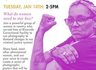 People's Paper Co-Op Hosting Photography Event to Demand Change to Criminal Justice System
