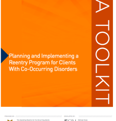 Planning and Implementing a Reentry Program for Clients with Co-Occurring Disorders: A Toolkit