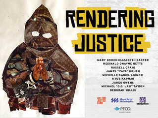 Mural Arts and the African American Museum in Philadelphia Present Rendering Justice