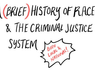 PRC and Office of Criminal Justice Hosting Training on History of Racism in the Criminal Justice Sys