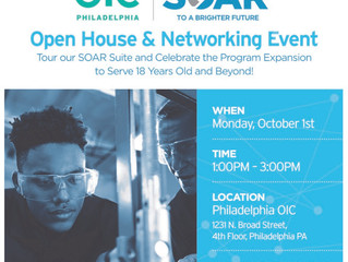 OIC's SOAR Program Open House and Networking Event