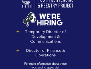 YSRP is Growing - Even More. They're Hiring! (9/15)