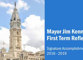 PRC Highlighted in Mayor Kenney's Reflections on First Term