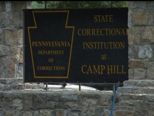 PA Department of Corrections Cancels Visitation at All State Institutions for 14 days