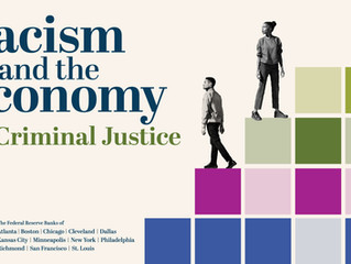 Webinar: Racism and the Economy - Focus on Criminal Justice