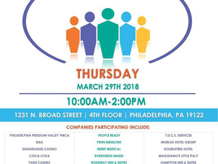 OIC Entry Level Job Fair