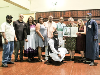 Philadelphia Reentry Coalition's first awards ceremony celebrated these thriving returning citizens