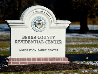 Report: Families in Berks County Detention Center Have Been Released