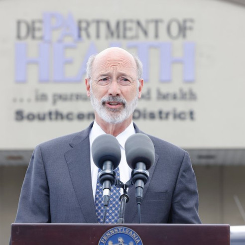 Gov. Wolf Tells 25K Pa. Health, Prison Workers: COVID Vaccine or Test