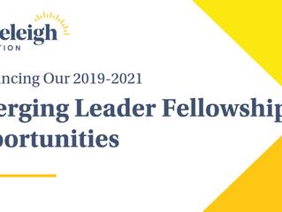 Stoneleigh Emerging Leader Fellowship Opportunities!
