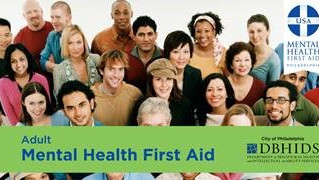 Register for our March Training Event: Mental Health First Aid