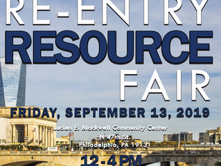 Reentry Resource Fair Hosted by Neighborhood Advisory Subcommittee