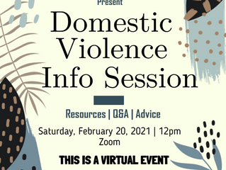 Join 19th Police District and Community Partners for Discussion on Domestic Violence and Resources