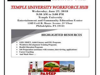 Pipeline to Resources Reentry Fair