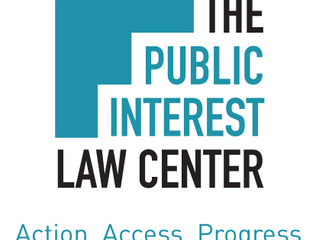 Public Interest Law Center Looking to Hire Program Coordinator – May 15