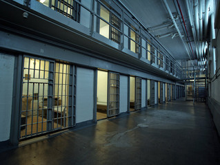 Prisons And Jails Worry About Becoming Coronavirus 'Incubators'