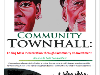 #CLOSEtheCreek Community Townhall
