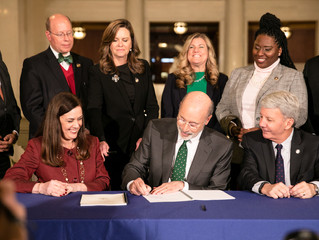 Pennsylvania Justice Reinvestment Legislation Signed into Law