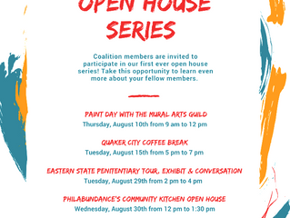 Register Now! First Ever Reentry Coalition Open House Series