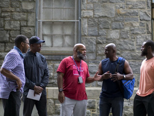 Reentry Coalition members helping to ease the transition of juvenile-lifers returning to Philadelphi