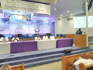 Christian Stronghold Hosts Second Annual Community Forgiveness and Restoration Program