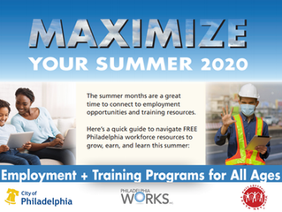 Summer 2020 Guide to Accessing Free Career and Training Resources