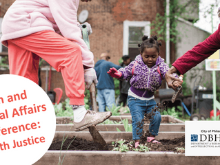 Join the 2019 Faith and Spiritual Affairs Health Justice Conference!