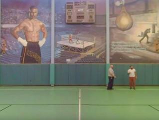 Paint brushes not handcuffs: Men convey their prison experiences through murals