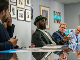 Eagles, Roger Goodell Come Together To Gain Perspective On Criminal Justice Reform