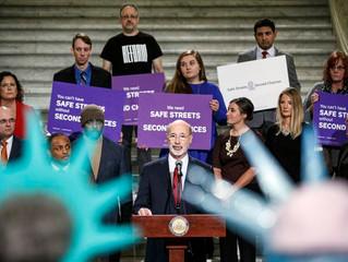 Gov. Tom Wolf Urges Lawmakers to Reform PAProbation System